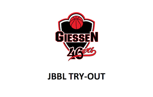 GIESSEN 46ers JBBL TRY-OUT