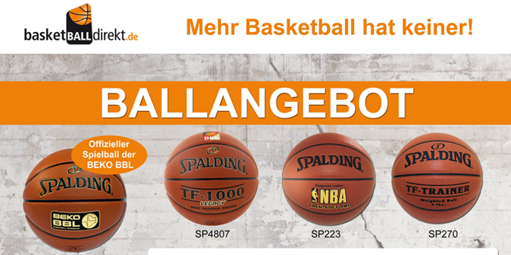 BASKETBALL ANGEBOT